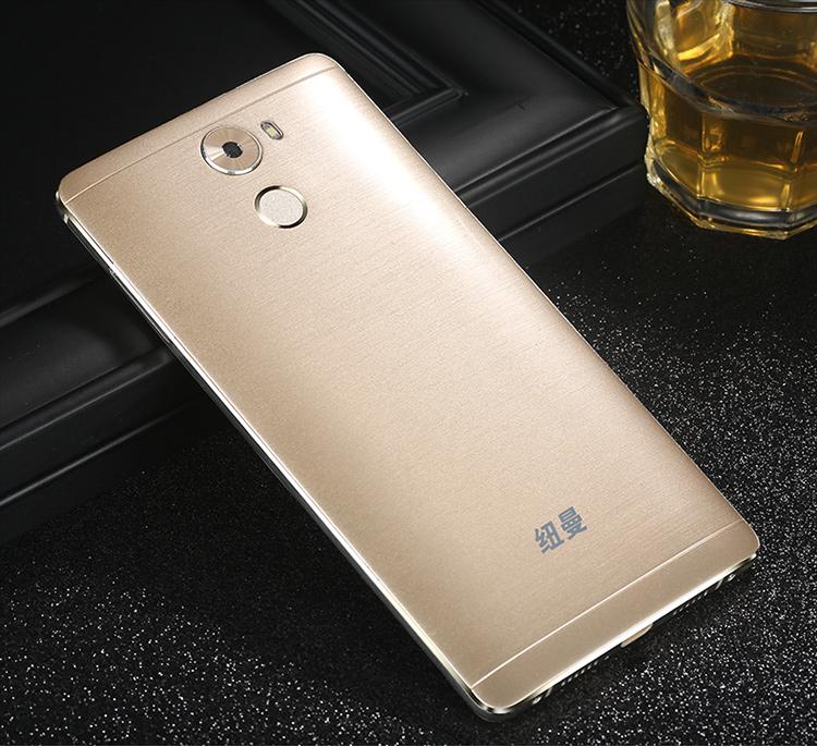 纽曼 CM820全网通4G智能手机超薄大屏双卡移动联通电信指纹解锁