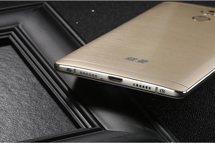 纽曼 CM820全网通4G智能手机超薄大屏双卡移动联通电信指纹